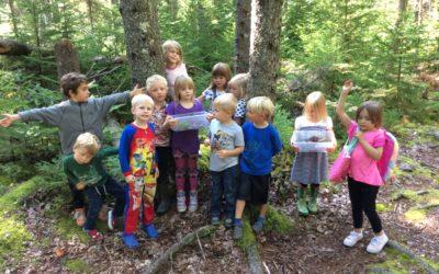 A day in Pre-K / Kindergarten
