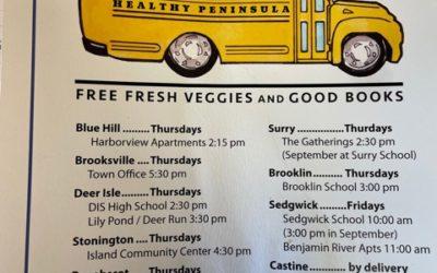 Magic Food Bus Schedule